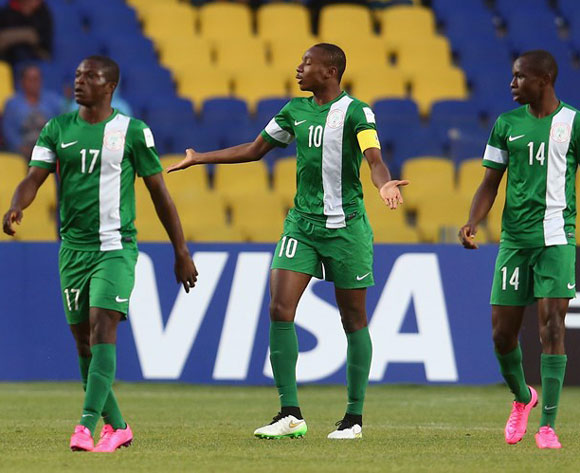 Kelechi Nwakali pleased with performance for Nigeria B against Atletico