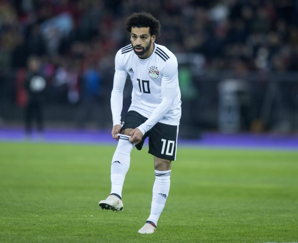 Colombian striker wary of Egypt even without Salah