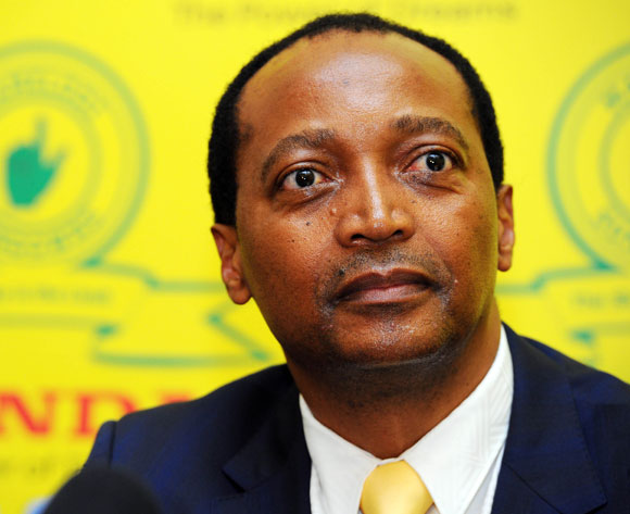 Patrice Motsepe confirms Barcelona v Sundowns match