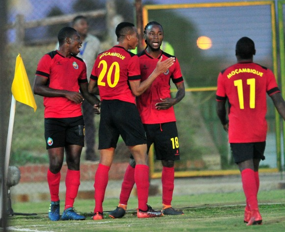 Mozambique beat Comoros to go top