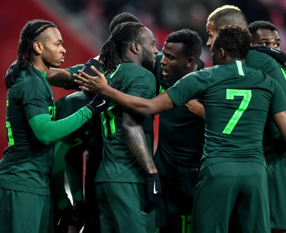 AS Roma adopt Nigeria ahead of World Cup