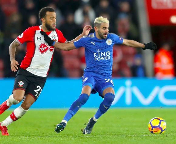 Manchester City persist for Riyad Mahrez's services