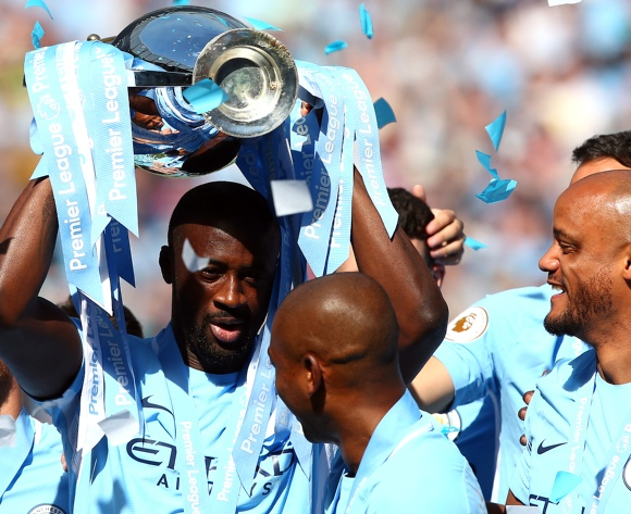 Vincent Kompany: Yaya Toure is a legend