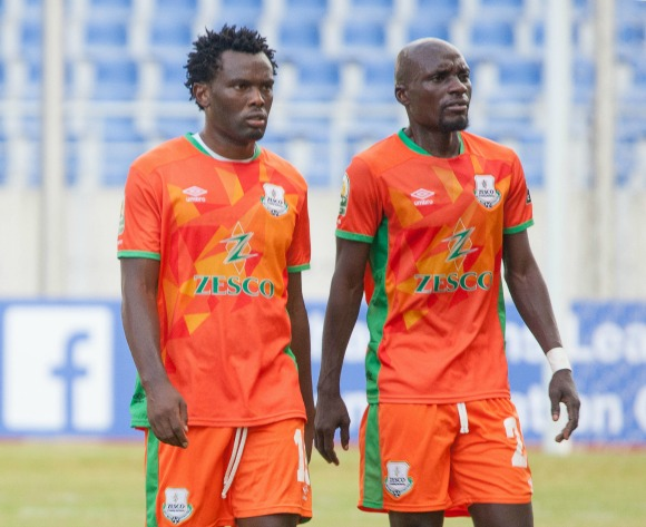 Mbabane Swallows claim vital point in Zambia