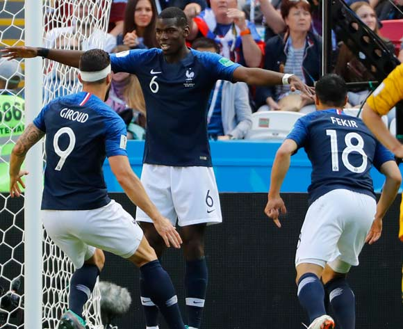 France target a better showing against Peru