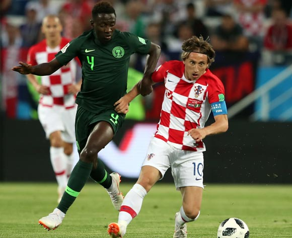 Super Eagles shot down by Croatia