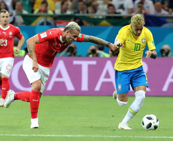 Record champions Brazil frustrated by Switzerland