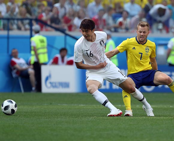 Korea Republic look to upset Mexico