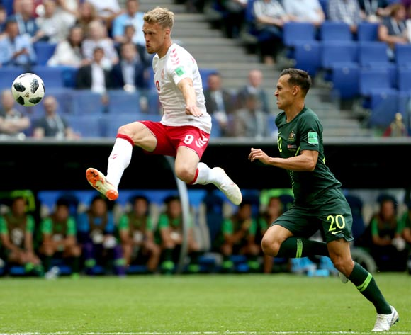 Denmark move top of Group C despite Australia draw
