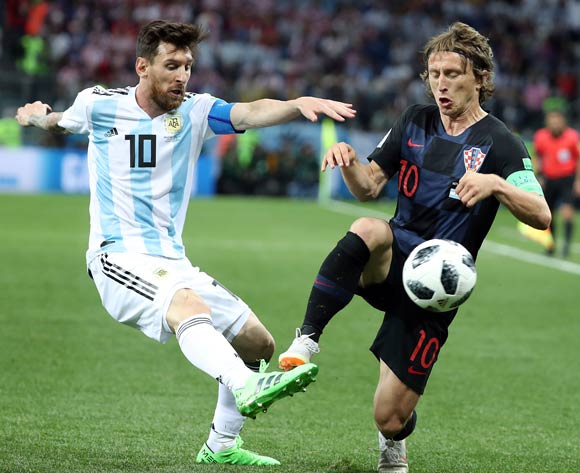 Croatia leave Argentina in deep trouble