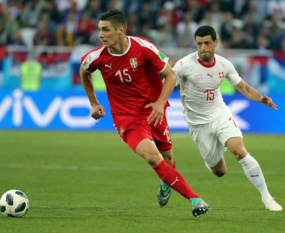 Serbia out to test Brazil's resolve