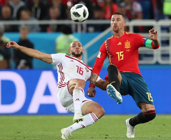 World Cup hosts Russia out to shock Spain