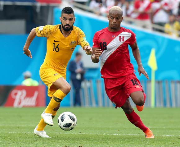 Australia bow out of World Cup after Peru defeat