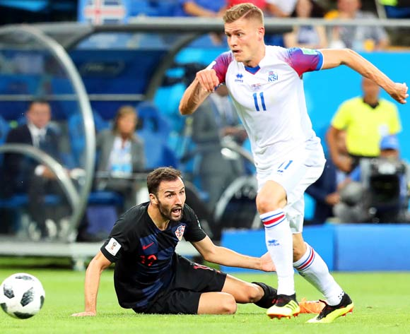 Croatia finish atop Group D after Iceland win