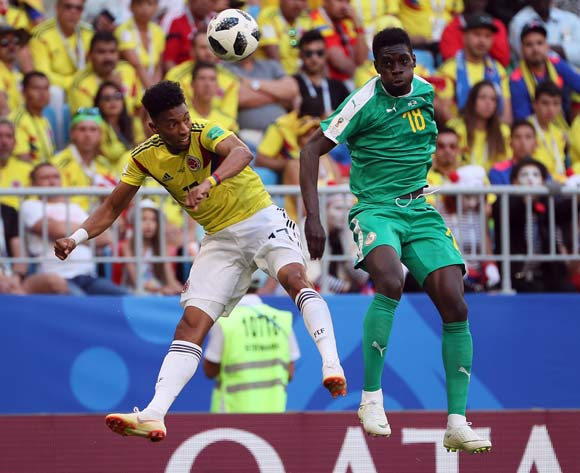 Colombia book Round of 16 spot after eliminating Senegal