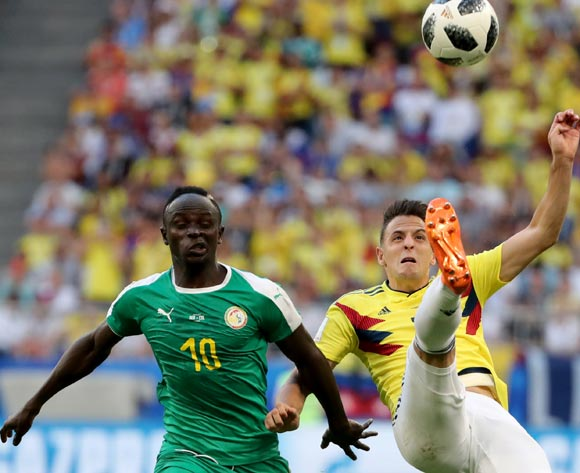 2018 World Cup: Senegal 0-1 Colombia - As it happened