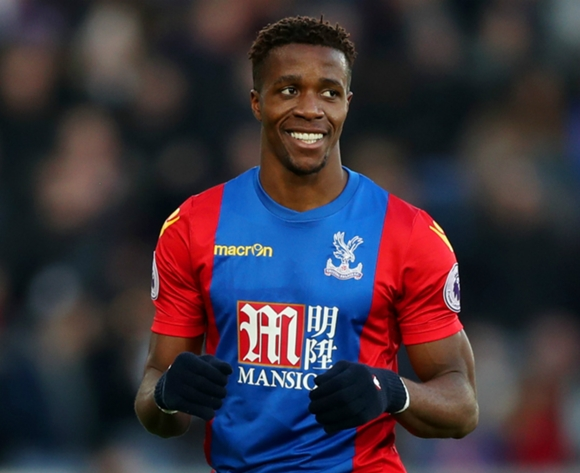 Wilfried Zaha certainly staying put at Crystal Palace according to assistant manager