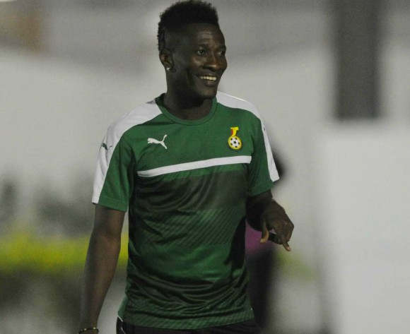 Ghana's Asamoah Gyan: We'll return to the World Cup soon
