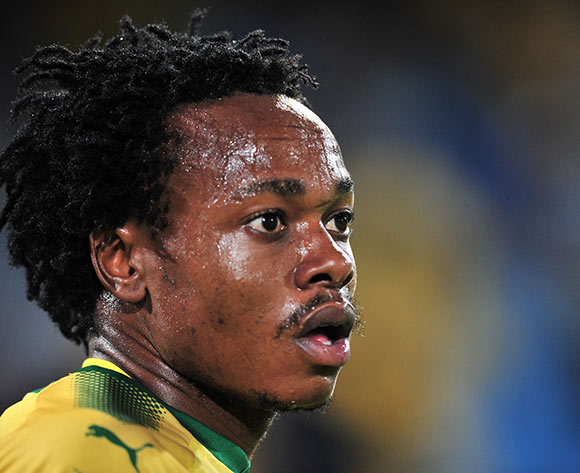 Mamelodi Sundowns react on Percy Tau links with EPL side