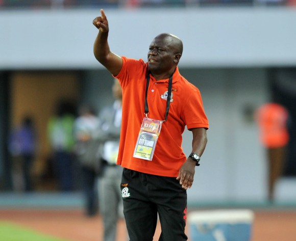 Zambia's Beston Chambeshi calls for aggression in COSAFA Cup