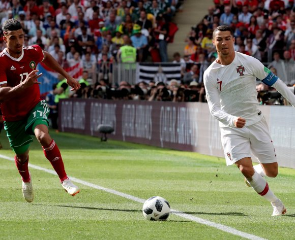 Cristiano Ronaldo's early strike sends Morocco packing