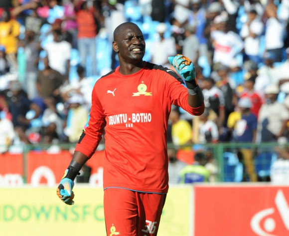 Uganda's Denis Onyango is committed to Sundowns