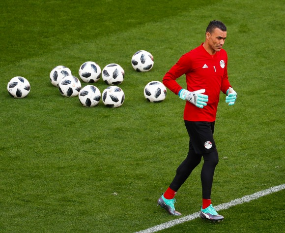 Faryd Mondragon hopes Essam El-Hadary doesn't break his record