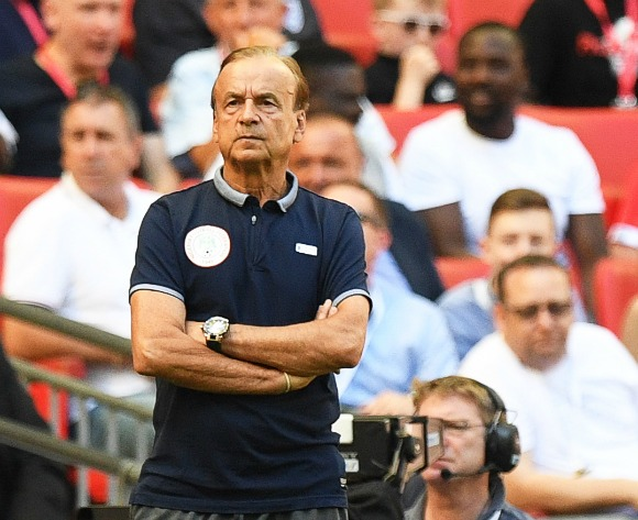 World Cup Focus: Gernot Rohr confident of a knockout spot