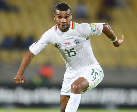 Algeria's Soudani joins Nottingham Forest