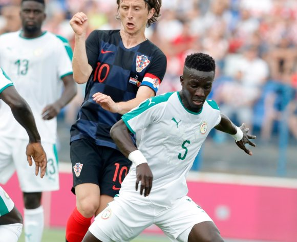 Senegal's Diambars graduate Idrissa Gueye happy for World Cup debut