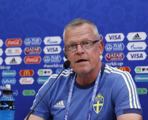 Sweden takes aim at Korea Republic at World Cup