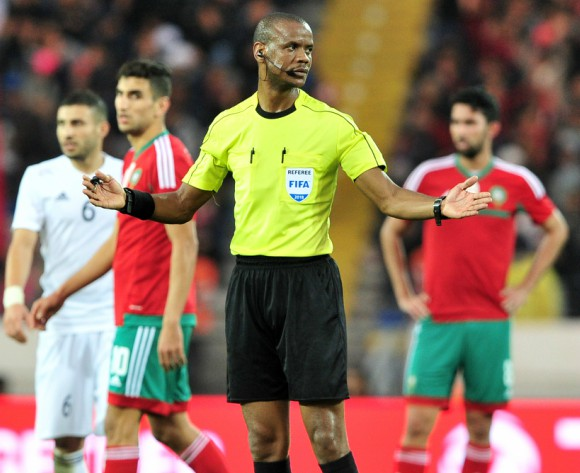 Zambian FA proud of referee Janny Sikazwe at FIFA World Cup