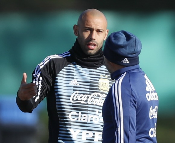 Javier Mascherano: Nigeria will be tough
