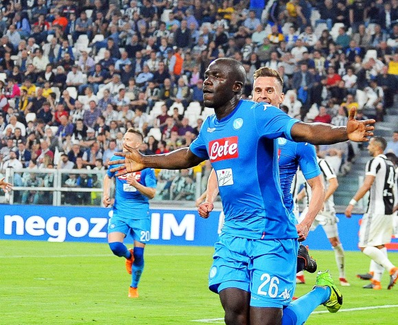 Koulibaly undecided about future as Barcelona tables offer