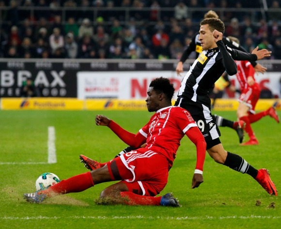 Bayern Munich striker Kwesi Wriedt eyes more Ghana call-ups