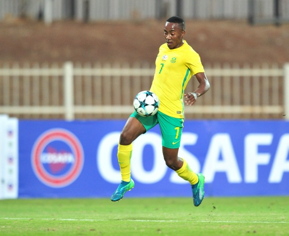 Lebohang Maboe delighted after Namibia thrashing