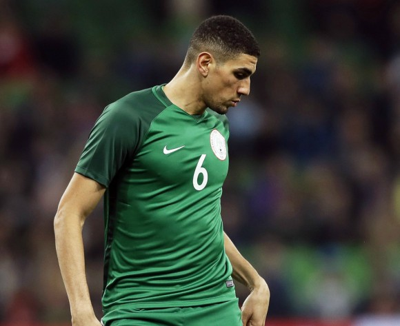 WORLD CUP WATCH: Nigeria's Leon Balogun not scared by Group D opponents