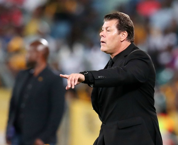 Luc Eymael confirms Kaizer Chiefs approach