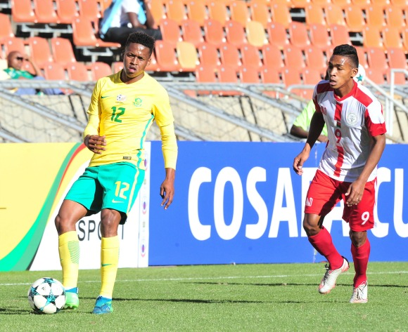 Luther Singh honoured to be in Bafana squad