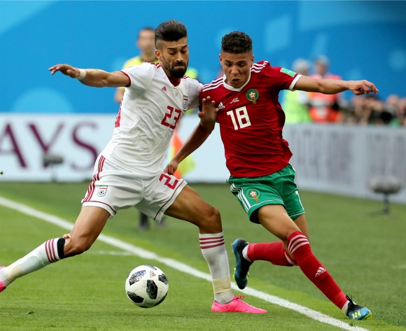 2018 World Cup: Morocco 0-1 Iran - As it happened