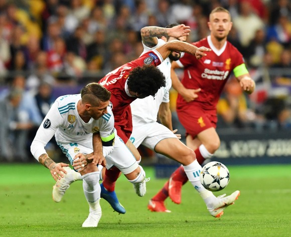 Sergio Ramos: The Salah injury has been given too much attention