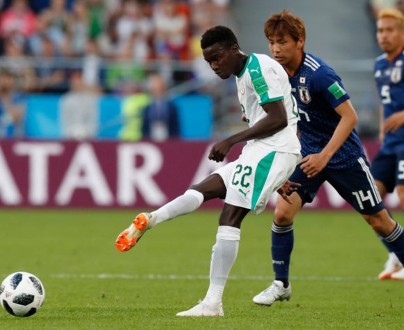 Moussa Wague: I'm having a dream at the World Cup
