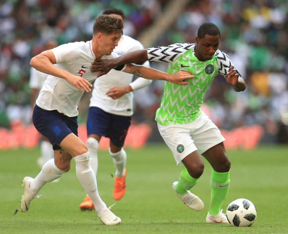Odion Ighalo vows to make Nigerians proud in Russia