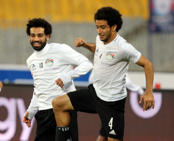 Egypt World Cup Focus: Omar Gaber honoured to be in final squad for Russia