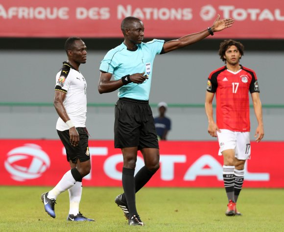 Gambian FIFA referee Papa Gassama shares his opinion on VAR technology