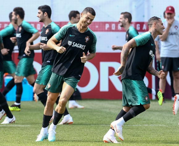 Portugal eyeing second World Cup win over Uruguay