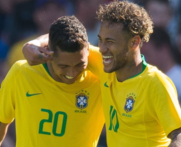 Switzerland out to shock record champions Brazil