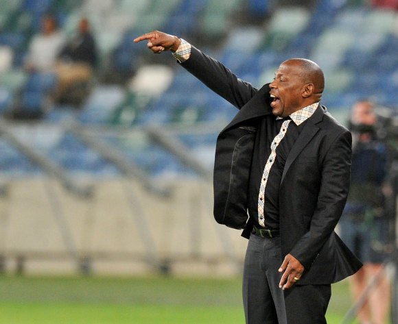 Shakes Mashaba is ready to coach in the Absa Premiership