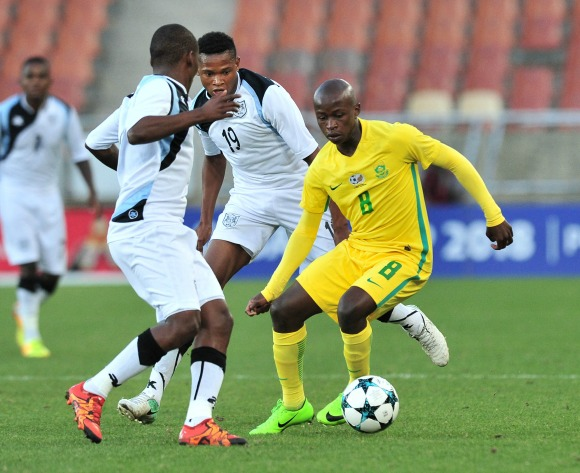 South Africa clinch COSAFA Plate Final with win over Botswana