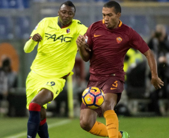 Nigerian Umar Sadiq keen to stay with Roma despite Rangers interest